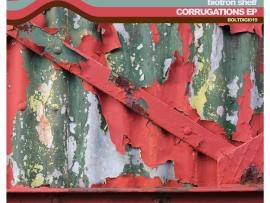 Corrugated EP artwork
