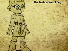 The Metronomical Boy Cover Art