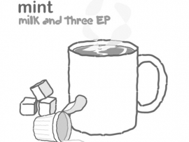 Milk and Three Cover