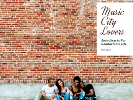 Music City Lovers Compilation Cover